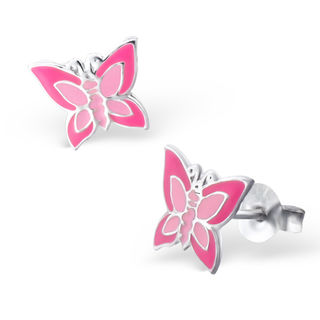 Butterfly Pink on Pink