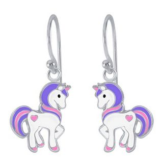 Unicorn - Pink and Purple Tail