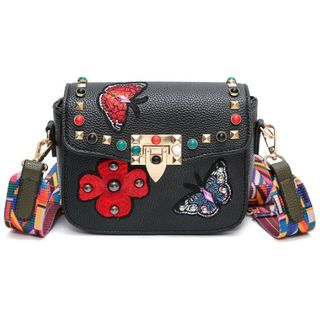 Butterfly Bag Black