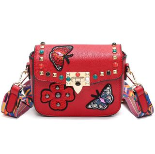 Butterfly Bag - Red
