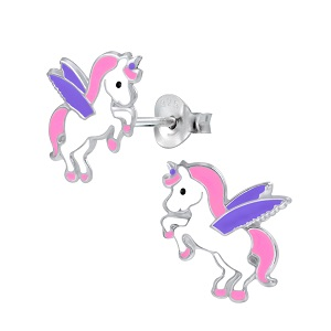 Pegasus - Pink Main and Tail